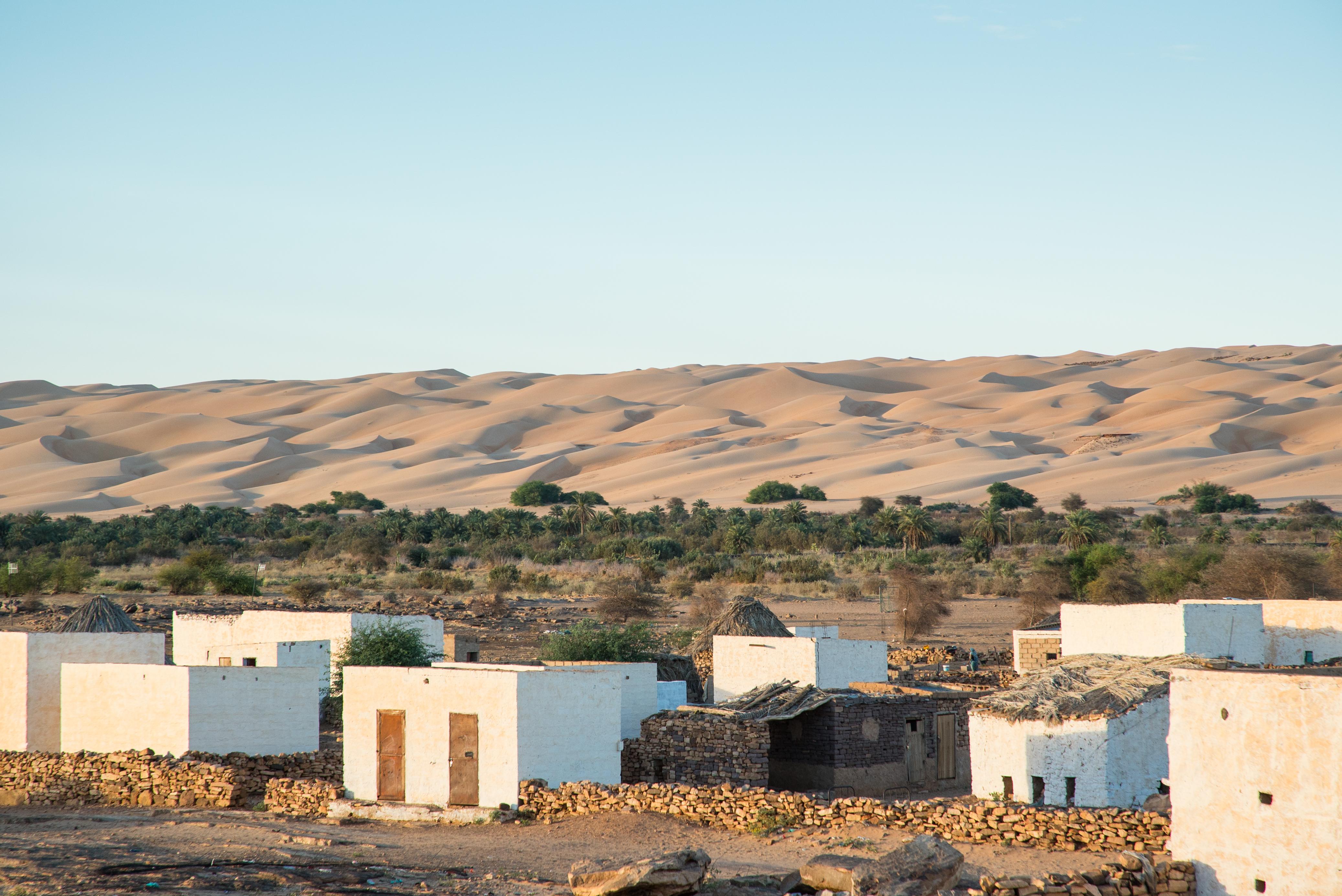 Maaden Mauritanie - Fonds de Dotation Pierre Rabhi